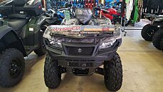 2018 Suzuki KingQuad 750 for sale 200497952